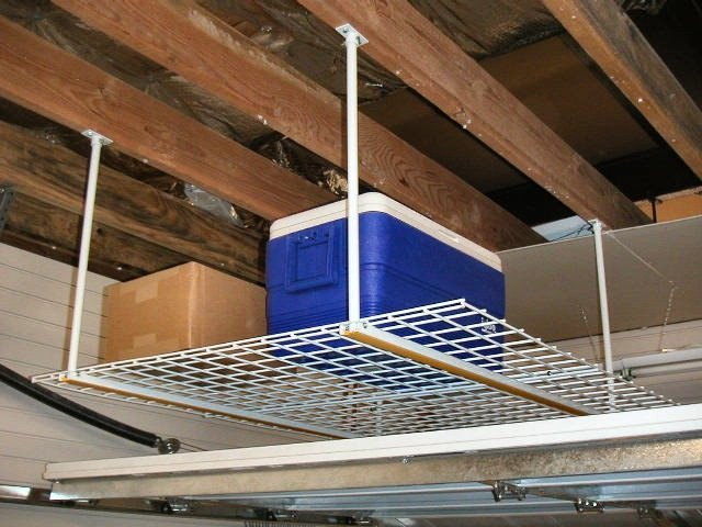 Garage Ceiling Storage Accessories: FX7004 MAIN Overhead Storage Rack