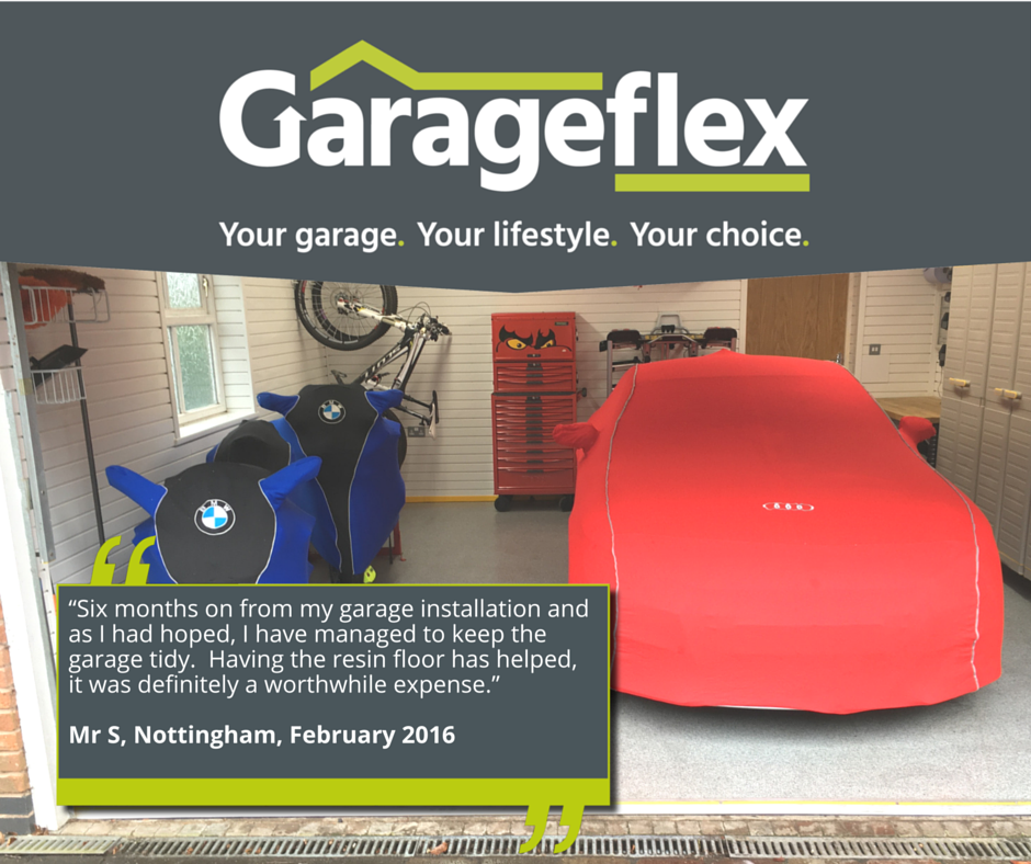 Garageflex Case Studies - North East