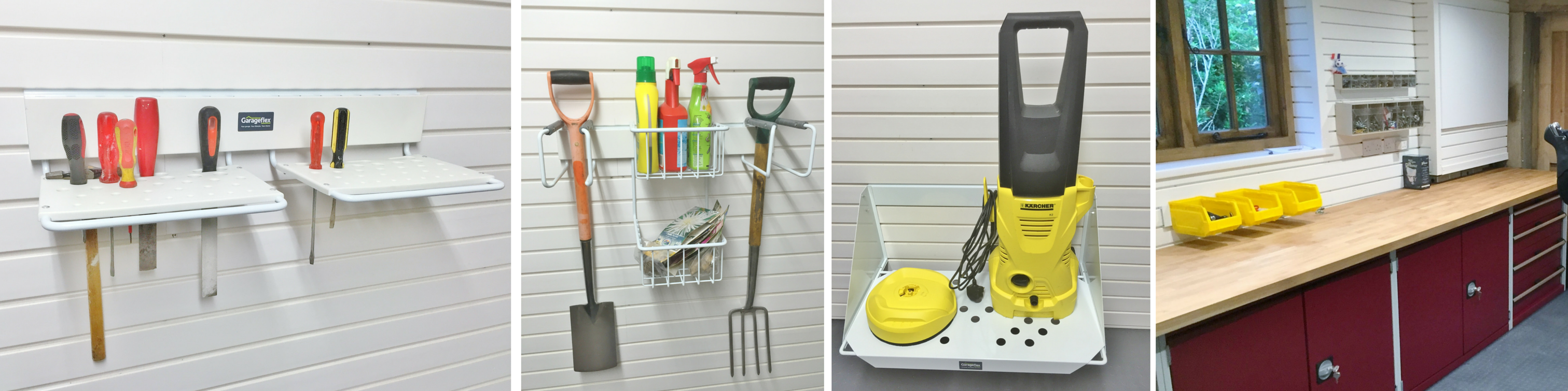 Tool Storage Accessories by Garageflex