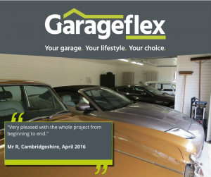 Garageflex Classic Car Huntingdon Case Study