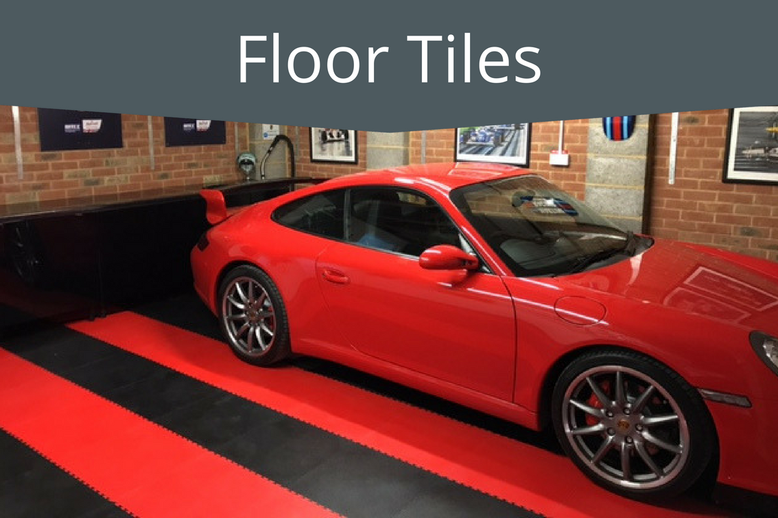 Garageflex offer Floor Tiles for your Garage Flooring