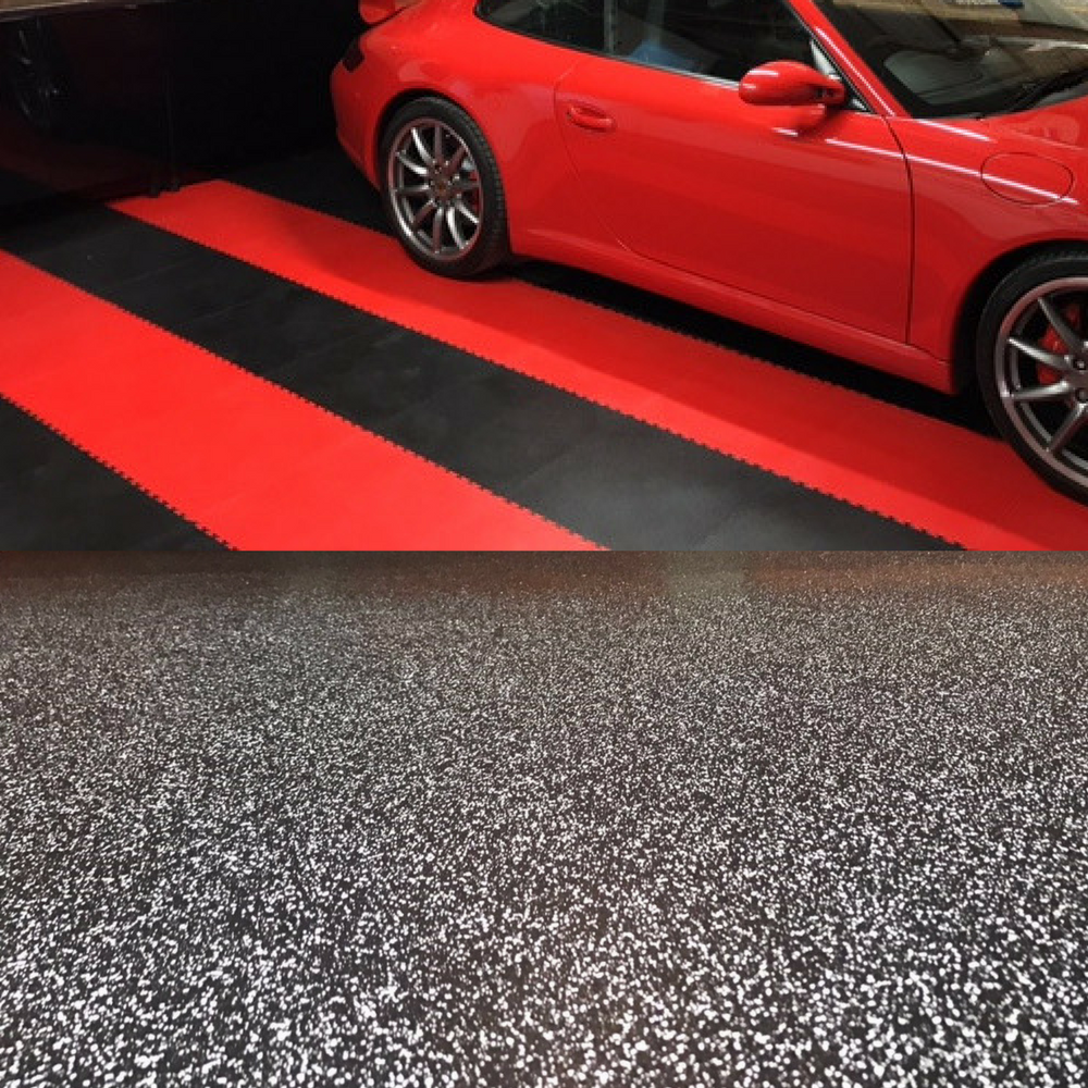 Garage Resin and Tiled Floor Solutions
