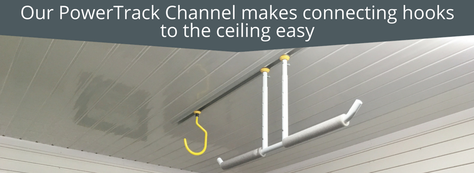 Garage Ceiling Solutions: Storage for your garage ceiling