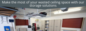 Garage Ceiling Solutions: Overhead Storage Solutions
