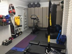 December 2016 Cardiff Garage Home Gym