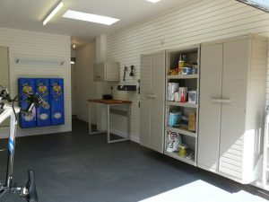 Garageflex Double Your House Fitted Garage