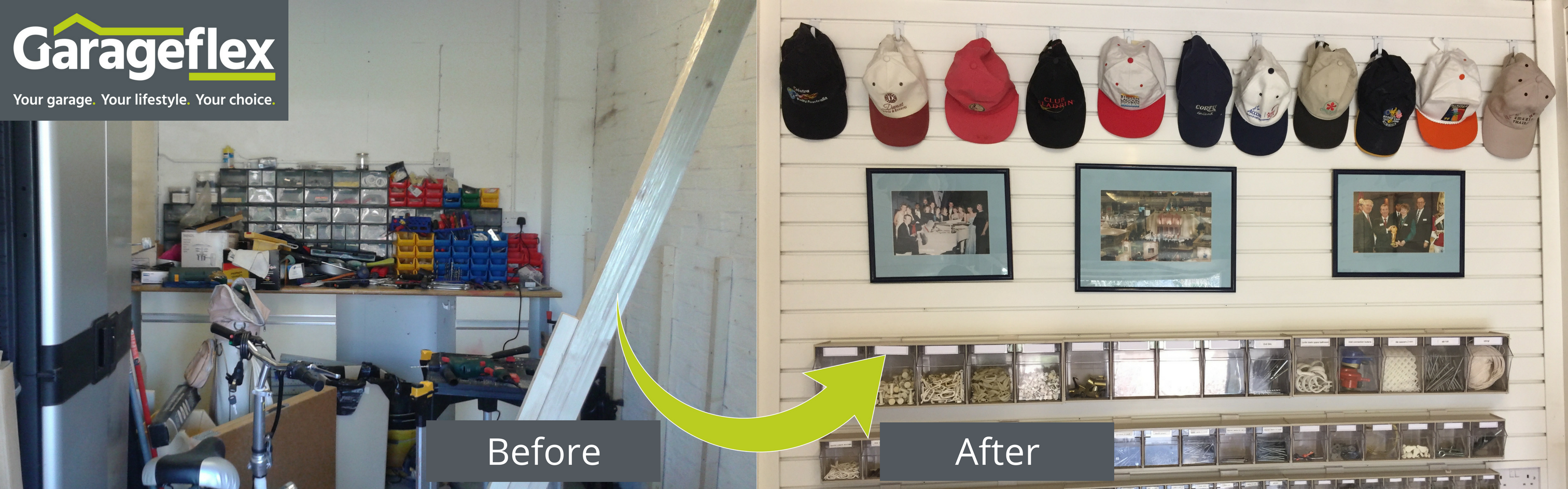 DIY before and after West Sussex