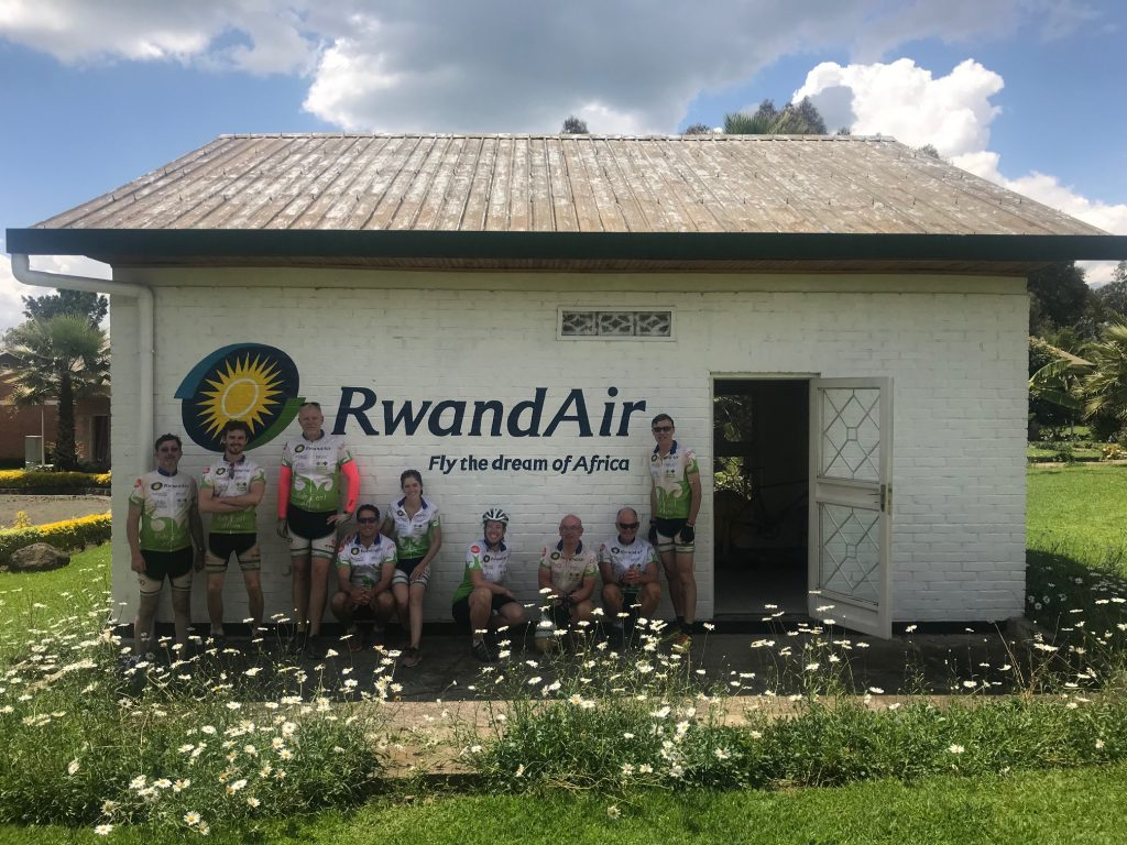 Garageflex supports Ride East Africa cyclists challenge