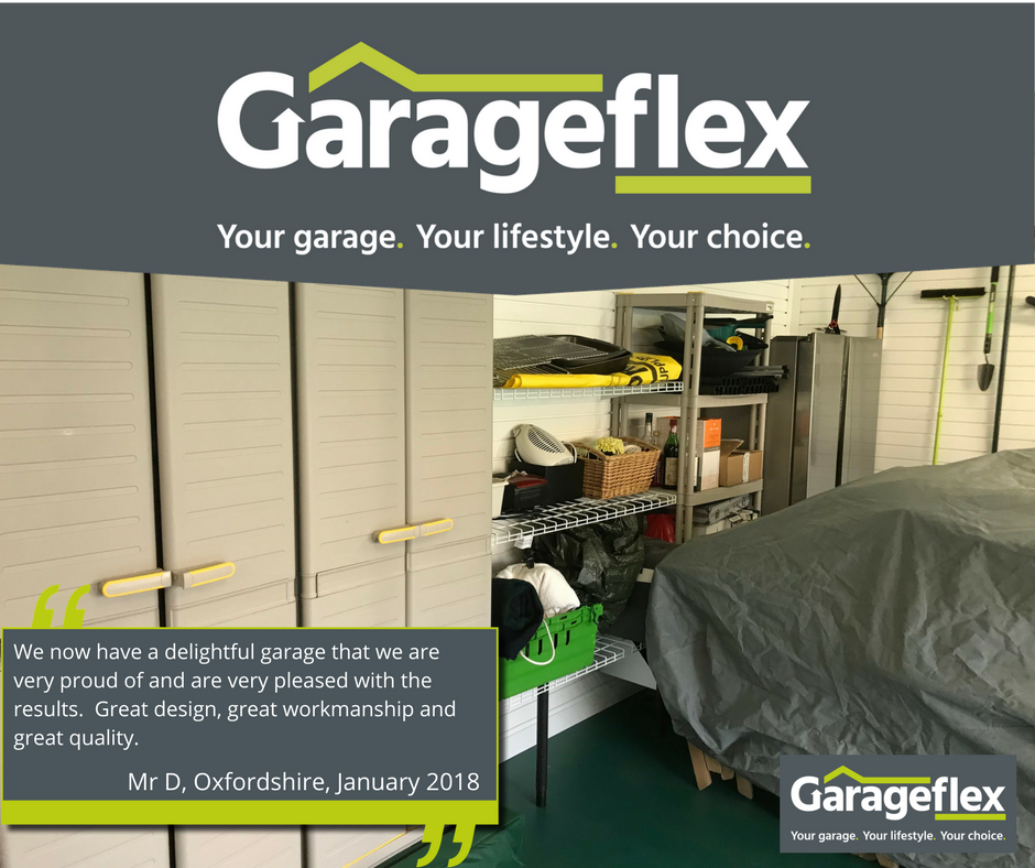 Oxfordshire Garage with Testimonial