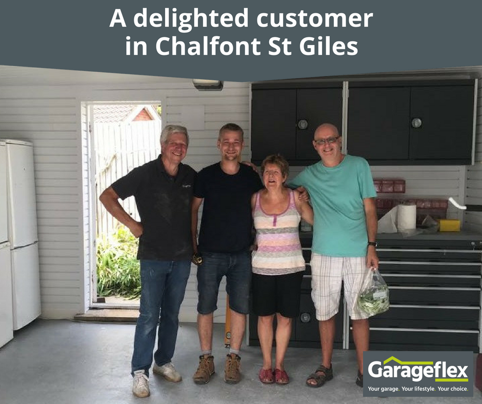 """A delighted customer in Chalfont St Giles Garageflex Case StudyLenders will write to thousands of """"mortgage prisoners"""" currently paying high interest rates with a potential offer to move to a better deal."""