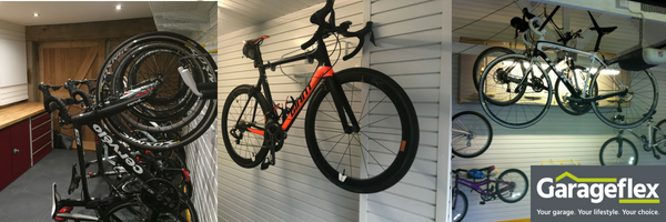 Bike Storage Ideas Garageflex Survey 2018