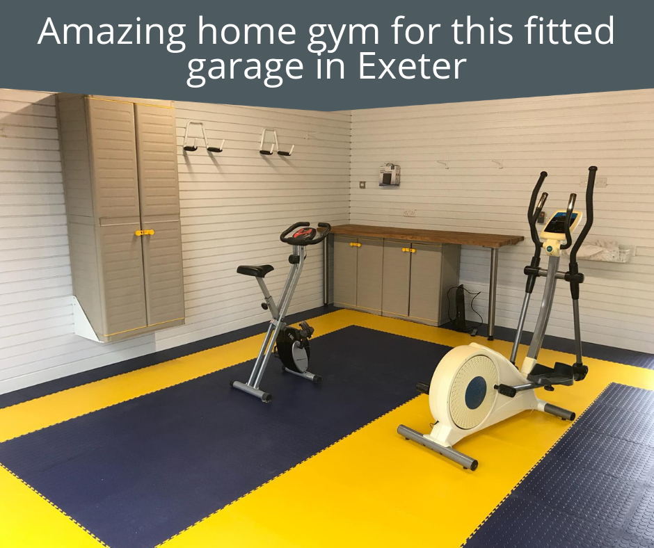 Home Gym Exeter case study